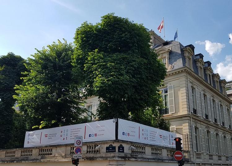 Visite De L'ambassade D'autriche à Paris 7ème