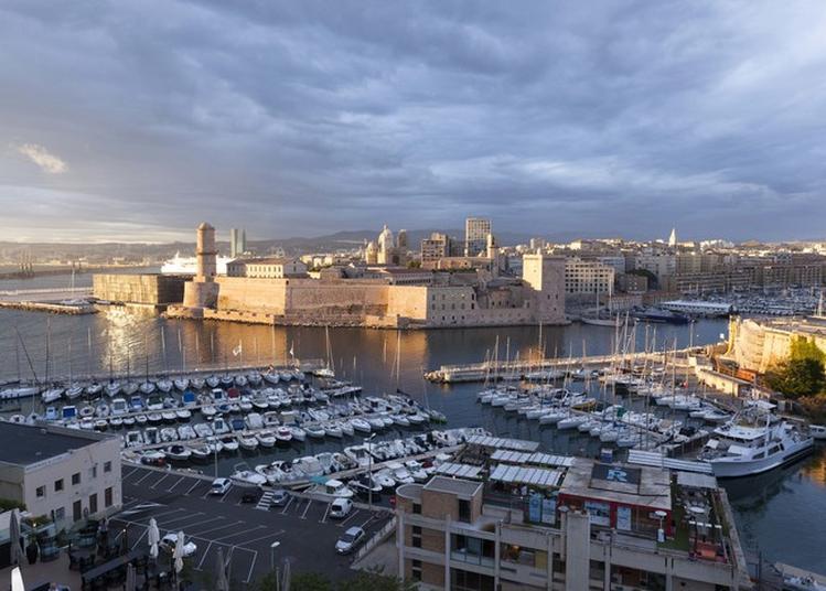 Visite De L'anse De La Réserve à Marseille