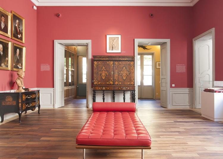 Visite De L'appartement Gagnon-musée Stendhal à Grenoble