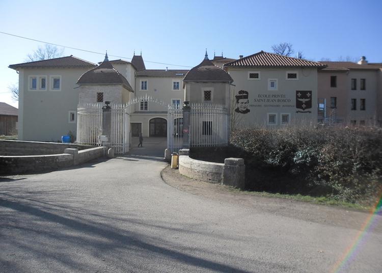 Visite De L'école Saint-jean-bosco à Marlieux
