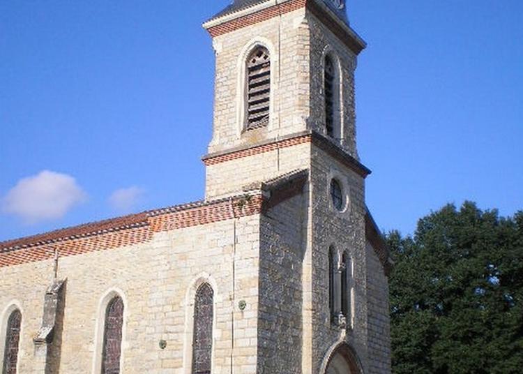 Visite De L'église à Sainte Croix