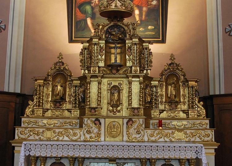 Visite De L'église à Chateauneuf