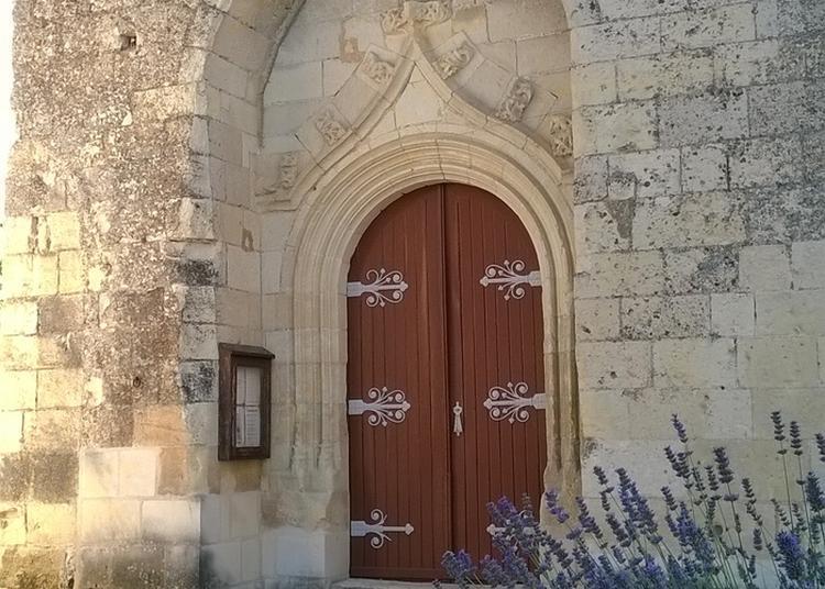 Visite De L'église à Leigne les Bois