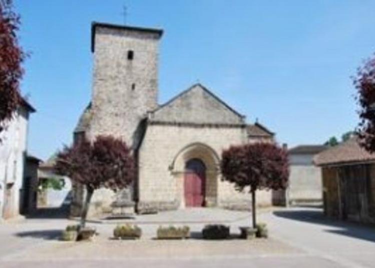 Visite De L'église à Chaillac sur Vienne