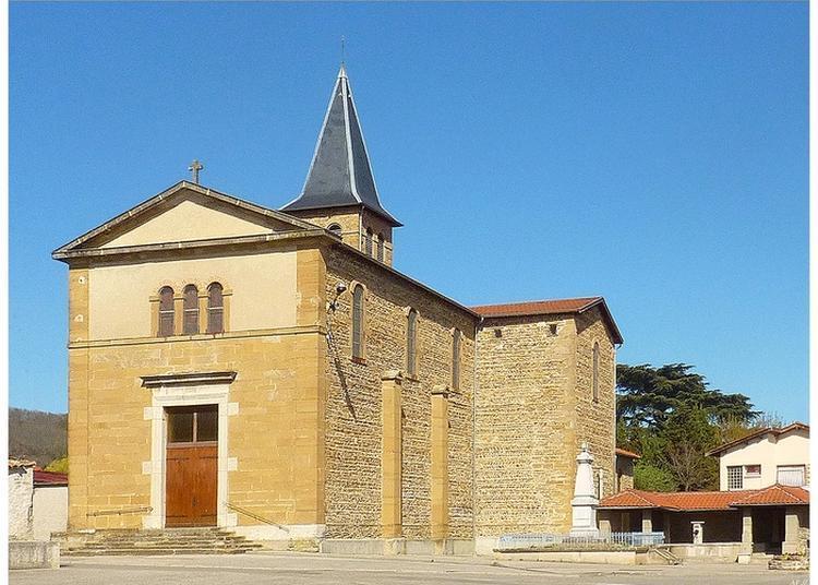 Visite De L'église à Anjou