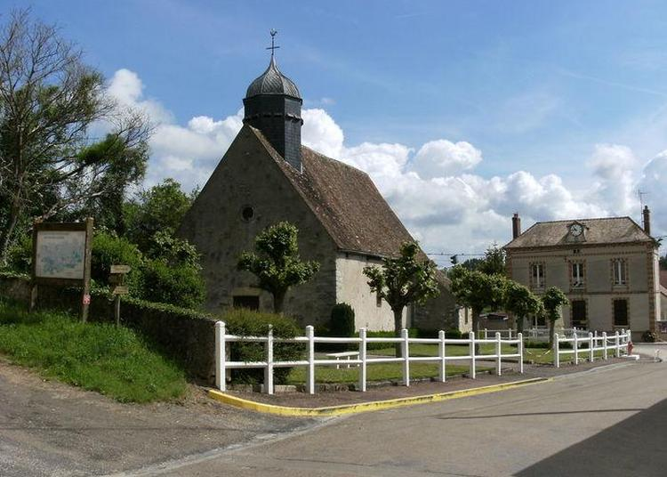 Visite De L'Église à Villeperrot
