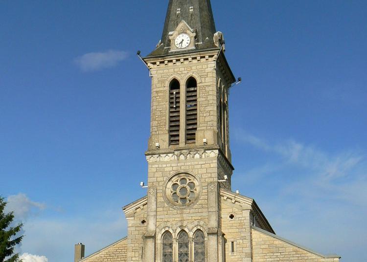 Visite De L'eglise De Béligneux à Beligneux