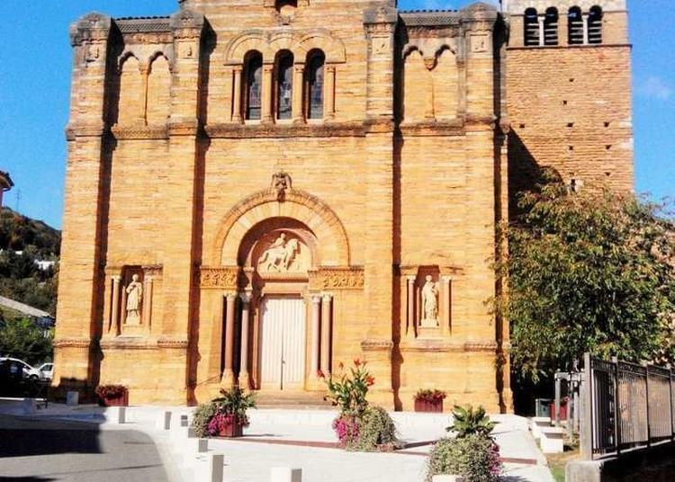 Visite De L'église De Couzon-au-mont-d'or à Couzon au Mont d'Or