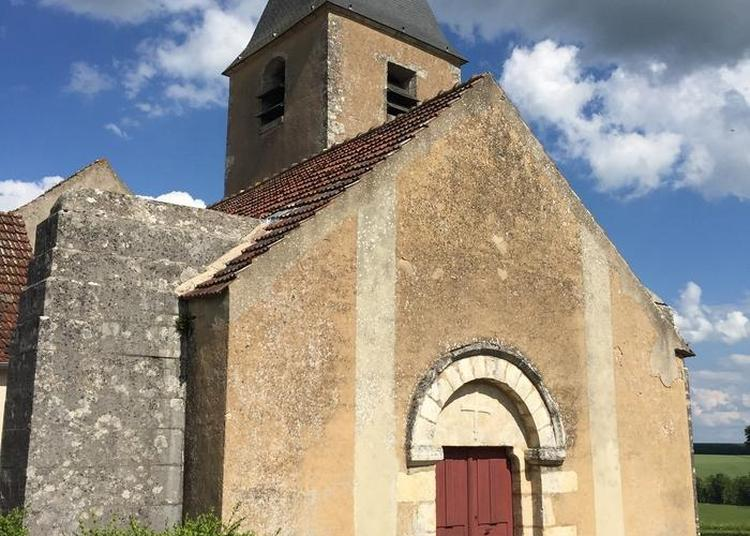 Visite De L'église De Jouancy
