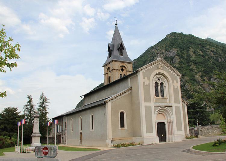 Visite De L'église De La Monta à Saint Egreve