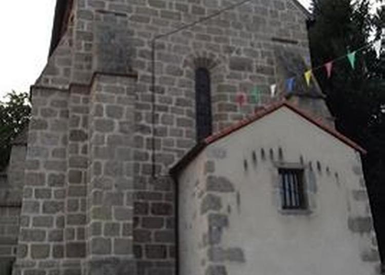 Visite De L'église De Ladapeyre