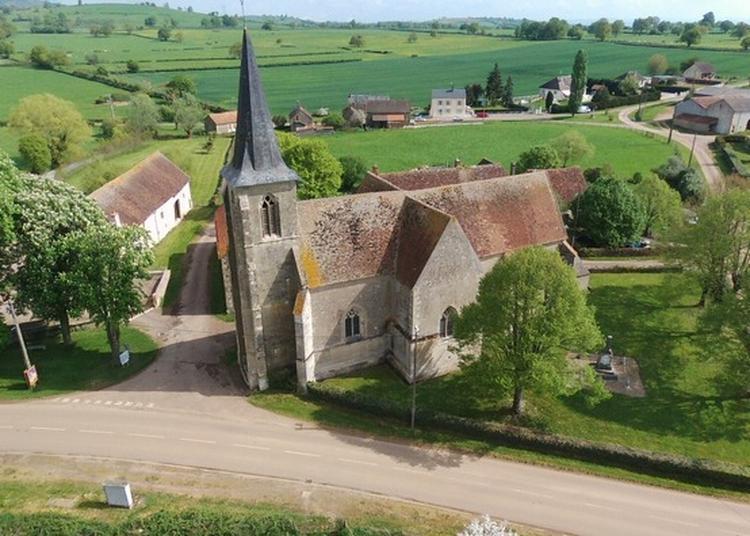 Visite De L'église De Moraches