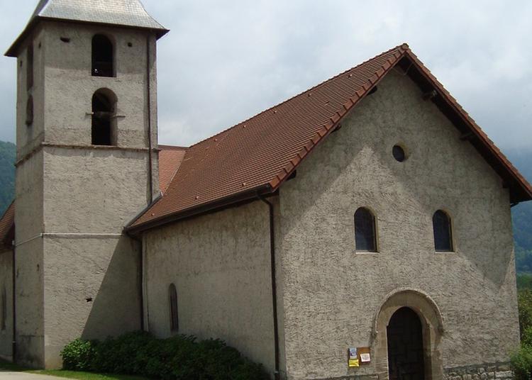 Visite De L'église De Pinet D'uriage à Saint Martin d'Uriage