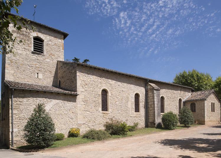 Visite De L'église De Saint-bernard. à Saint Bernard