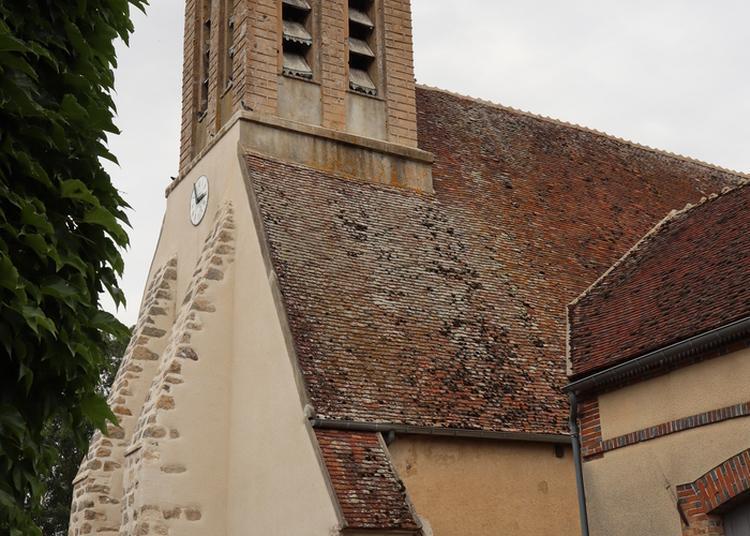Visite De L'église De Sépeaux à La Celle saint Cyr