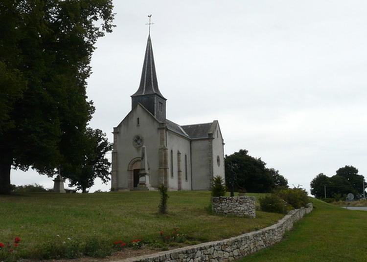 Visite De L'église De Trois-fonds Et Découverte De Son Panorama à Trois Fonds