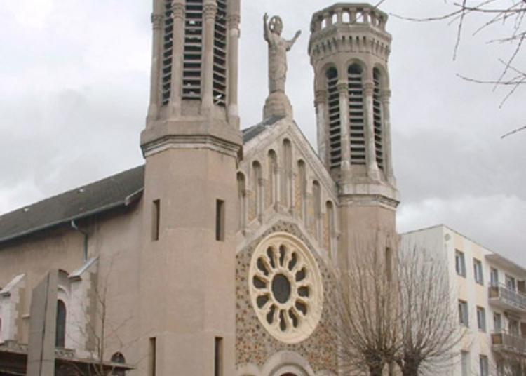 Visite De L'Église Du Sacré-coeur à Clermont Ferrand