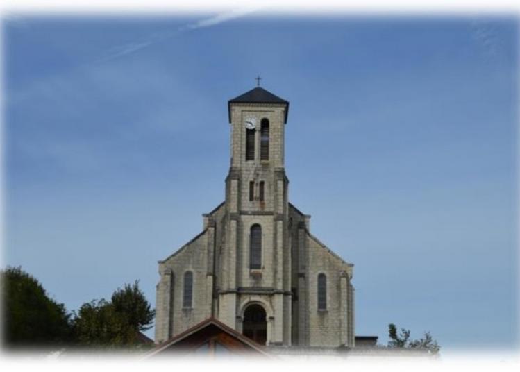 Visite De L'église Et Du Clocher à Miribel les Echelles