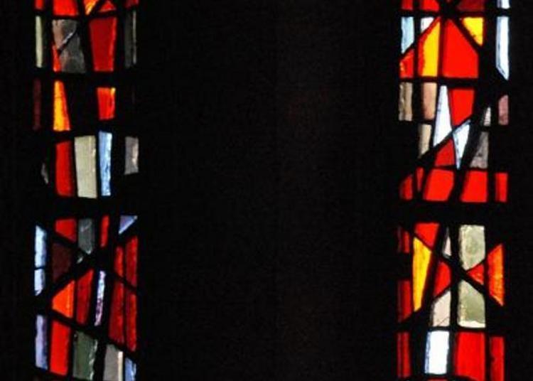 Visite De L'Église Jésus-ouvrier à Clermont Ferrand