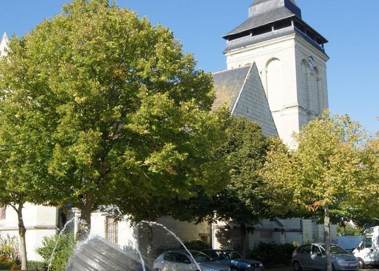 Visite De L'église Notre Dame à Les Rosiers sur Loire