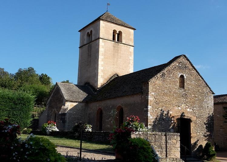 Visite De L'église Notre-dame De La Purification à Berze la Ville