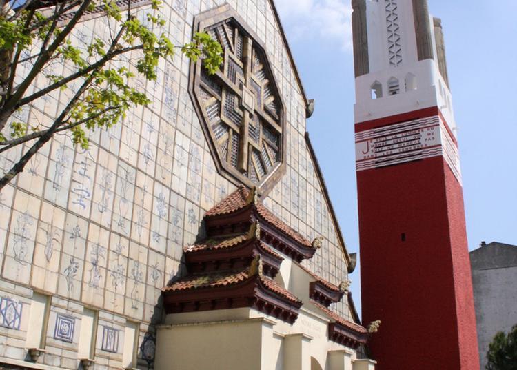 Visite De L'église Notre-dame-des-missions à Epinay sur Seine