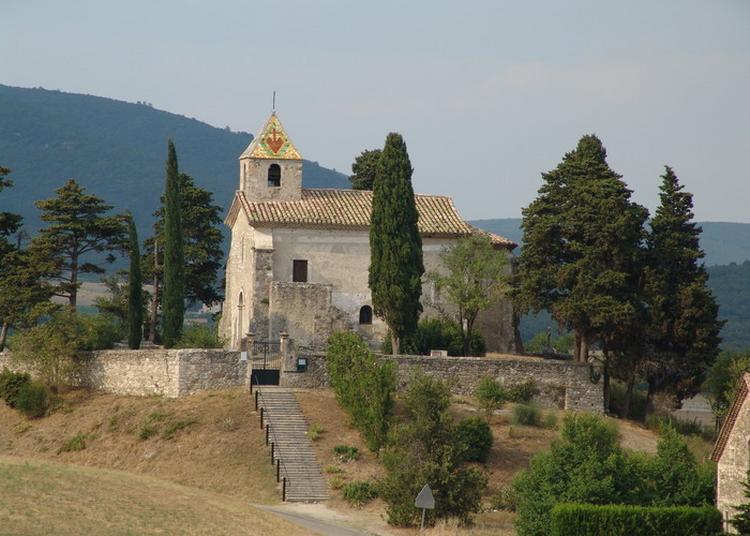 Visite De L'église Paroissiale Saint-michel De La Laupie à Sauzet