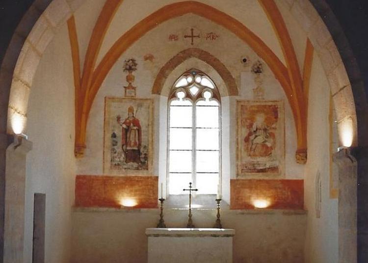 Visite De L'église Principale, Notre-dame-de-l'assomption, Leyssard