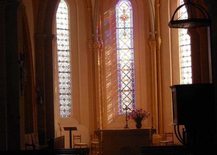 Visite De L'église Priorale De Conzieu