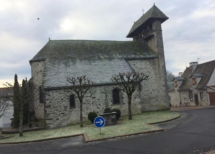 Visite De L'église Saint-christophe à Naucelles