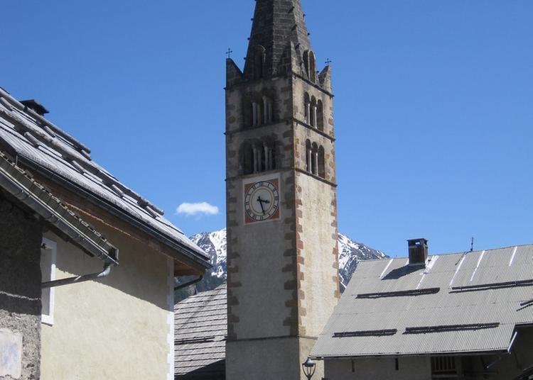 Visite De L'église Saint-claude De Val-des-prés à La Salle les Alpes