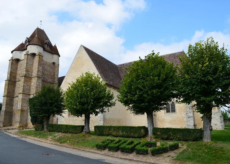 Visite De L'Église Saint-Étienne à Soucy