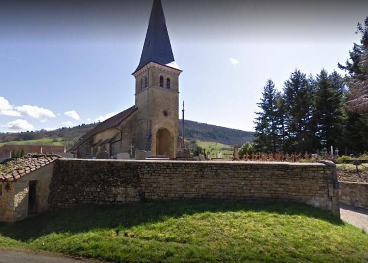 Visite De L'église Saint-Étienne De Chatel à Gizia