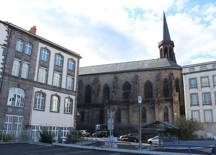Visite De L' Église Saint-genès Les Carmes à Clermont Ferrand
