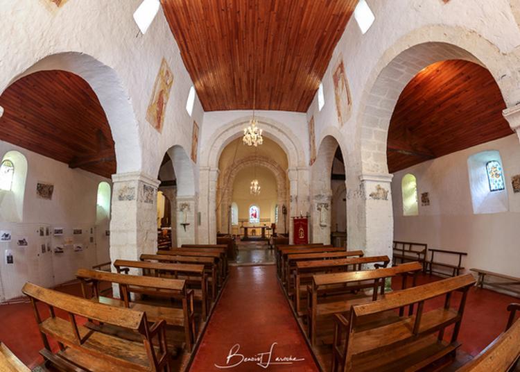 Visite De L'église Saint-hubert De Mancy