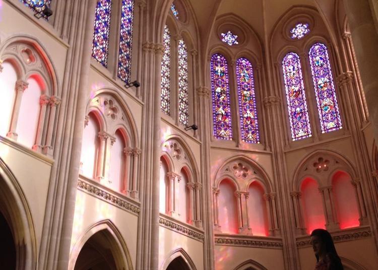 Visite De L'église Saint-ignace à Paris 6ème