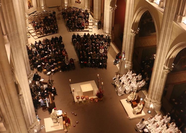 Visite De L 'église Saint-ignace Et Présentation Des Orgues à Paris 6ème