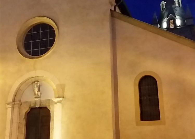 Visite De L'église Saint-jean à Vaulnaveys le Haut