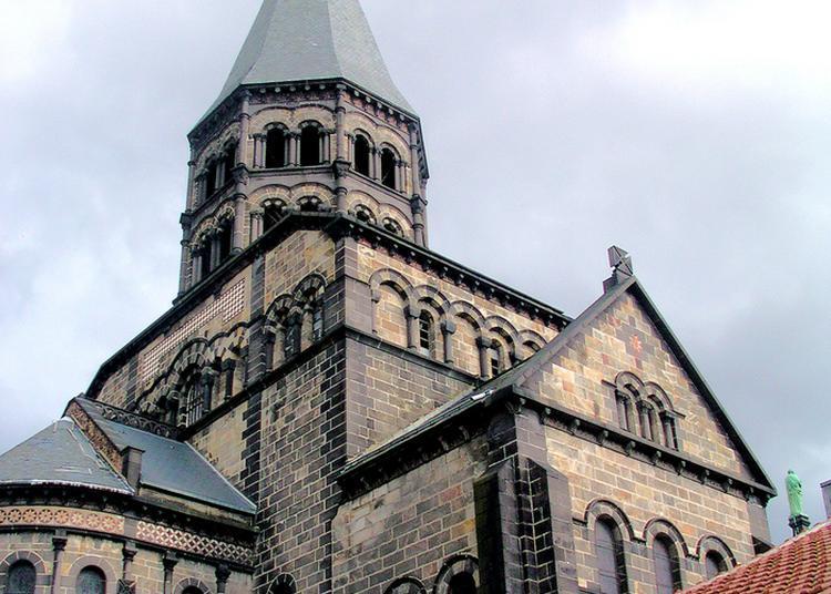 Visite De L'Église Saint-joseph à Clermont Ferrand