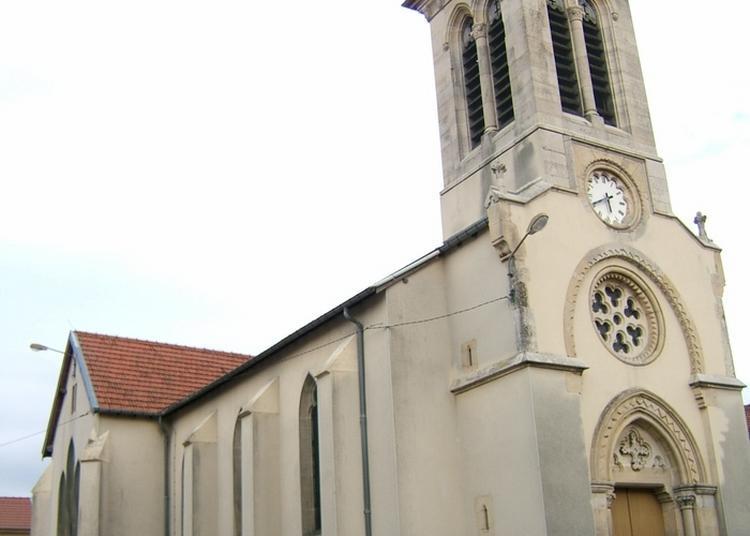 Visite De L'église Saint Laurent à Cerville