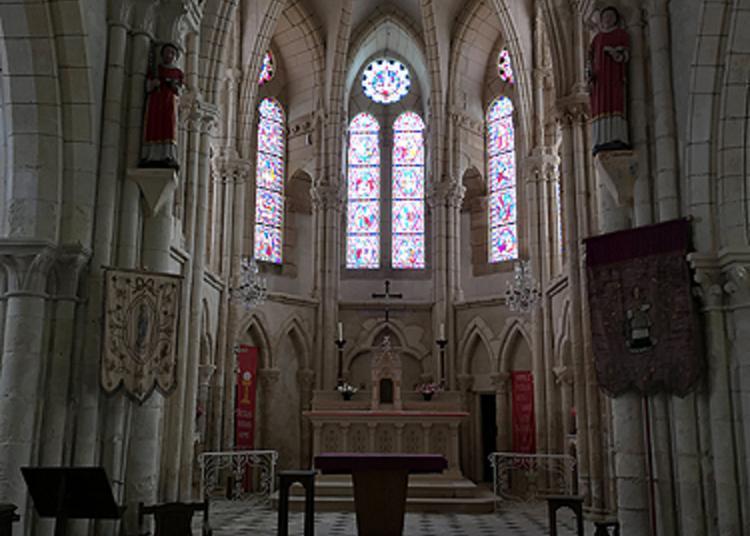 Visite De L'eglise Saint Laurent à Rieux