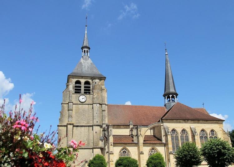 Visite De L'église Saint-laurent-et-saint-jean-baptiste De Soulaines-dhuys à Soulaines Dhuys