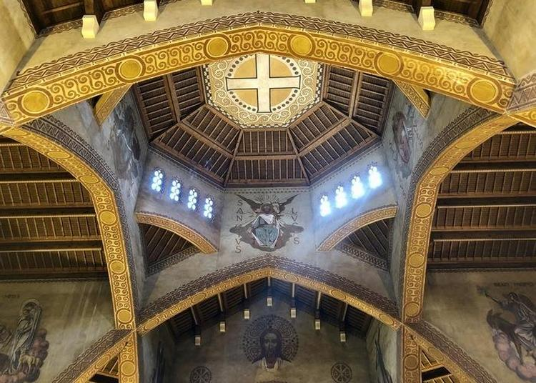 Visite De L'eglise Saint-louis De Vincennes (94)