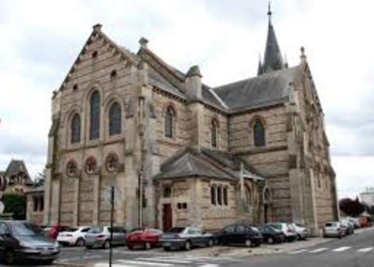 Visite De L'église Saint-lubin à Rambouillet