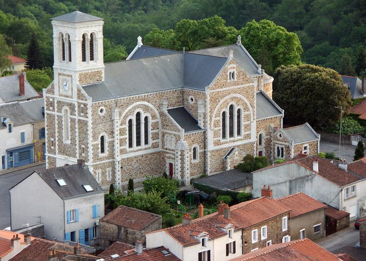 Visite De L'église Saint-martin Avec Une Exposition Sur Le Thème Le Cellier, Une Paroisse Dans L'histoire