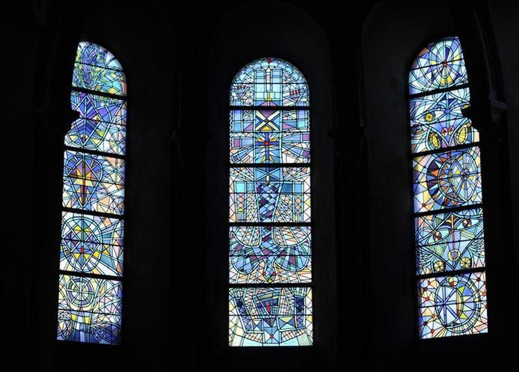 Visite De L'eglise Saint-maximin Et Ses Vitraux à Metz