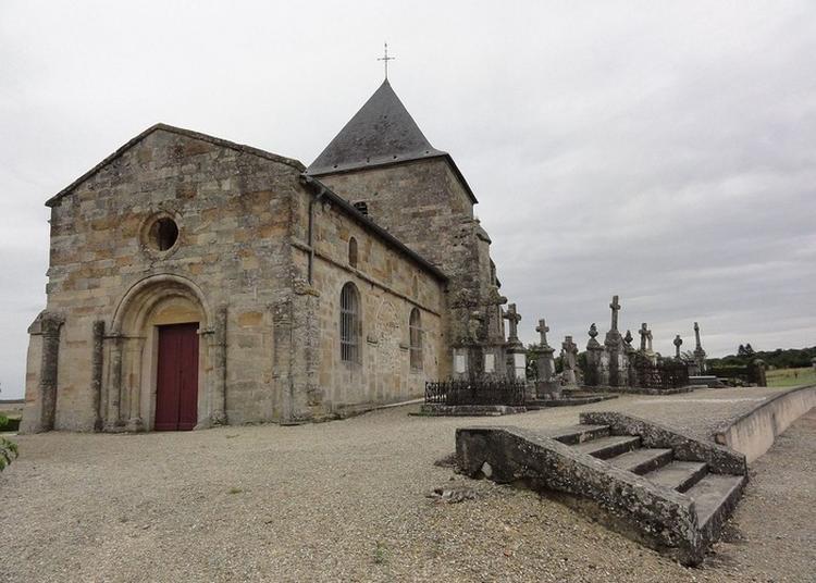 Visite De L'église Saint-nicolas à Val d'Ornain