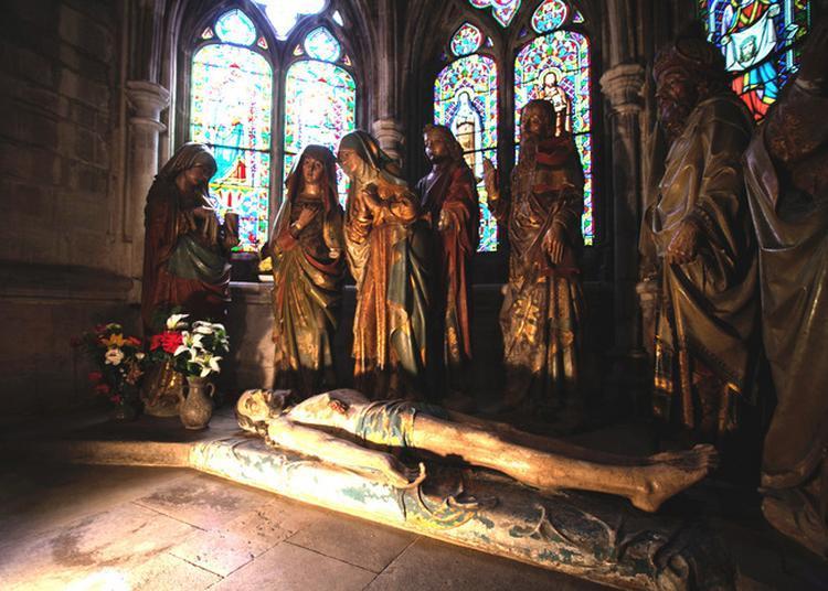 Visite De L'église Saint-nicolas à Neufchateau