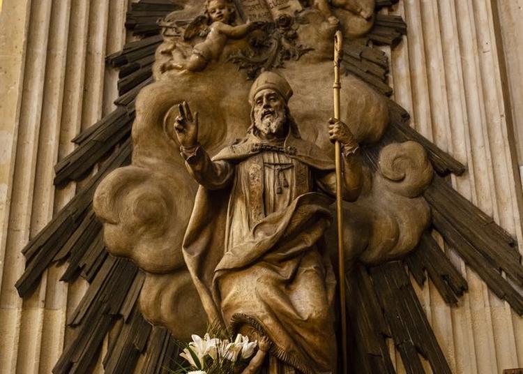 Visite De L'église Saint Nicolas Du Chardonnet Pour Enfants à Paris 5ème