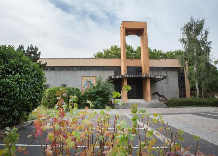Visite De L'église Saint-patrice D'orgemont Suivi D'un Concert Chorale à Epinay sur Seine